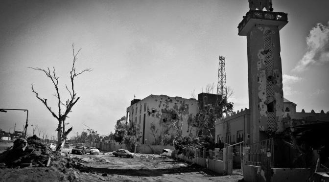 লিবিয়া যুদ্ধে আমি (২য় পর্ব): বিদ্রোহীদের কবলে
