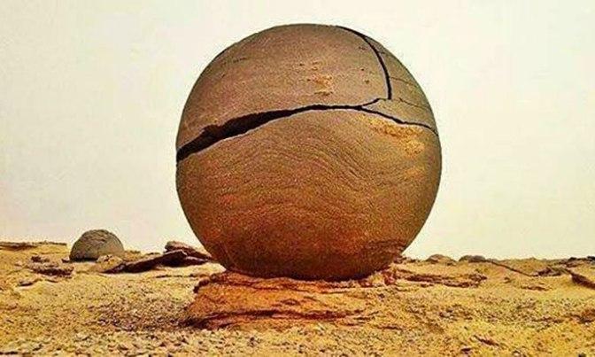 ভ্যালি অফ প্ল্যানেটস: লিবিয়ার বুকে গ্রহদের উপত্যকা